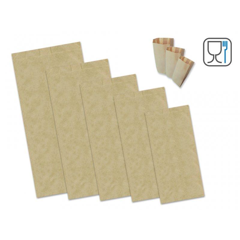 Sacchetti in carta per pane e alimenti