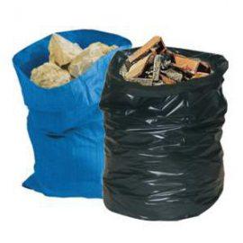 Sacchi robusti per rifiuti pesanti