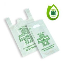Buste farmacia biodegradabili compostabili
