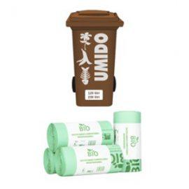 Sacchi umido da 120 a 230 litri - sacchetti per umido - Sakge