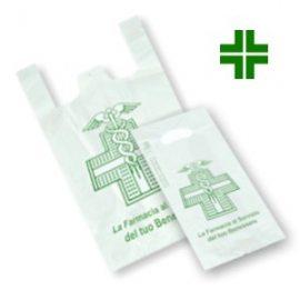 Shopper farmacia e Buste per farmacie compostabili - Sakge