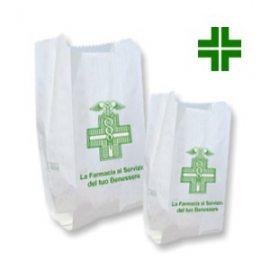 Sacchetti di carta per farmacia