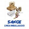 Sakge - Linea Imballaggio